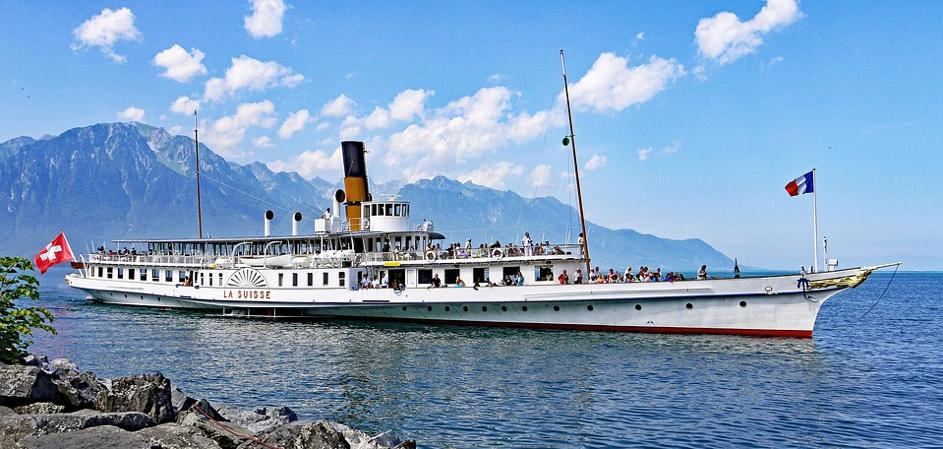 photo d'illustration d'un bateau fluvial